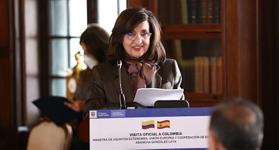 Canciller Claudia Blum renuncia a su cargo, segundo alto funcionario en 11 días