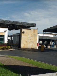 Embajada de Estados Unidos en Colombia, que ofrece trabajo en Bogotá