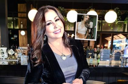 Mariana Gómez, de 'La reina del flow', protagonizará bionovela de Arelys Henao. Fotomontaje Pulzo.