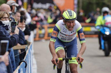 Clasificación general del Giro de Italia 2021, etapa 3 y clasificación de los colombianos.