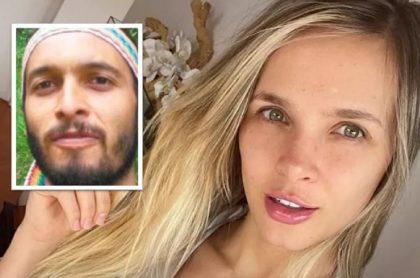 """La modelo Elizabeth Loaiza fue criticada en redes por compartir un video donde llaman """"vándalo"""" a Lucas Villa."""