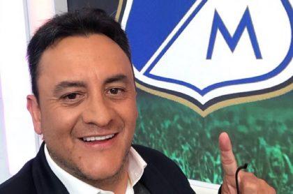 Murió Jhon Mario Ramírez, ícono de Millonarios y del fútbol colombiano.