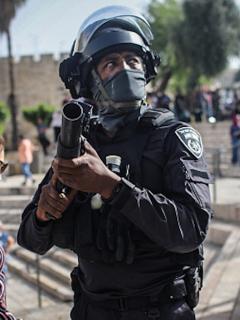 Grupo Hamas lanza 7 misiles contra Israel, pero fueron neutralizados