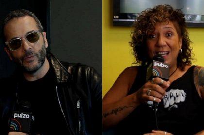 José Gaviria y Rosana, en entrevista con Pulzo, ilustran nota sobre quién salió de 'Factor X' anoche en versus de equipos de José y Rosana.