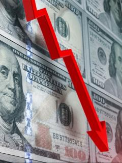 Dólar registra bajonazo en Colombia este 10 de mayo de 2021.