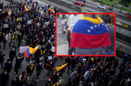 Extranjero se queja de la falta de gasolina en Colombia, como pasaba en Venezuela.