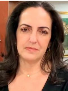 María Fernanda Cabal y Tanja Nijmeijer, que tuvieron una pelea en Twitter