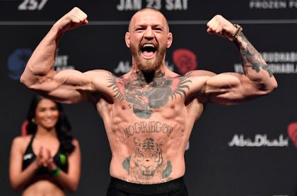 Conor McGregor lidera lista como el deportista que más dinero ganó en 2020
