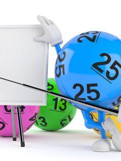 Balotas y un tablero ilustran nota sobre qué lotería jugó anoche y resultados de las loterías de Valle, Manizales y Meta.