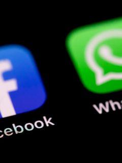 Imagen de redes sociales que ilustra nota; Facebook nopodráusar datos de usuarios deWhatsApp en Alemania