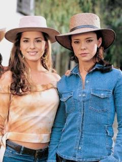 Paola Rey, Danna García y Natasha Klauss en 'Pasión de gavilanes', a propósito de que confirmaron la segunda temporada publicaron adelanto.