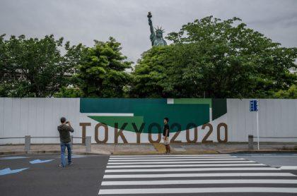 Imagen de Tokio que ilustra nota; Juegos Olímpicos de Tokio reducirán invitaciones para federaciones