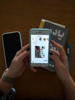 Instagram story, ilustra nota de Hacker crea historia' de Instagram que congela el celular a quien la abre
