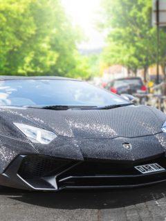 Lamborghini, ilustra nota de 6 años de cárcel para empresario que pagó Lamborghini con ayudas de covid