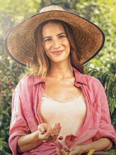 Laura Londoño en 'Café', ilustra nota que ella y Katherine Vélez ya habían hecho de madre e hija en otra novela de RCN.
