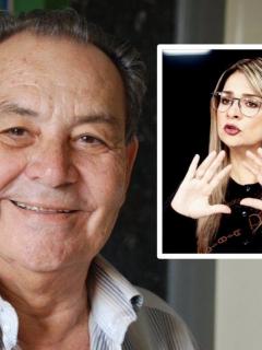 Suegro de Vicky Dávila, Lucas Gnecco, condenado por la Corte Suprema de Justicia