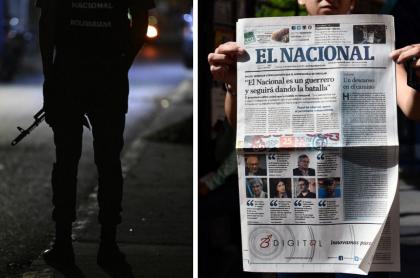 Nicolás Maduro embargó el diario El Nacional por artículo de Diosdado Cabello