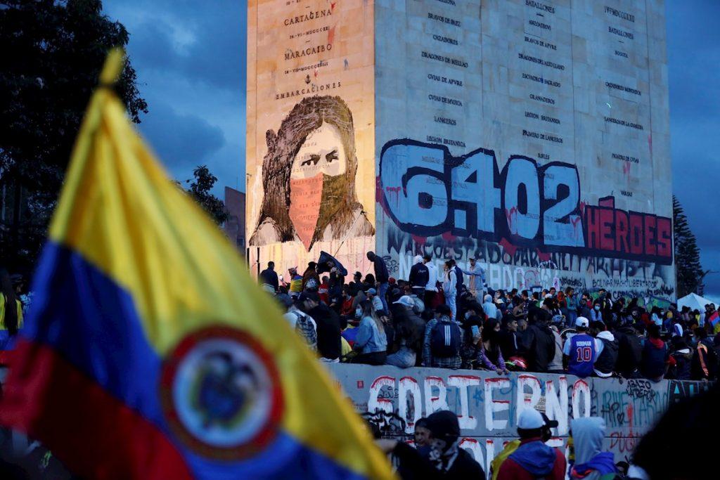 Imagen del Monumento a Los Héroes / EFE.