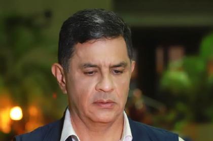 Jorge Iván Ospina, alcalde de Cali, que pidió la renuncia de su gabinete