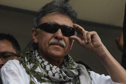 Gobierno colombiano habla de muerte de Jesús Santrich y no la confirma