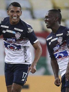Junior le ganó a Fluminense y podría avanzar a octavos de Libertadores