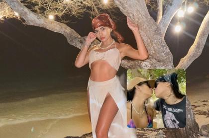 Llaman lesbiana a Luisa Castro por video y chupetones