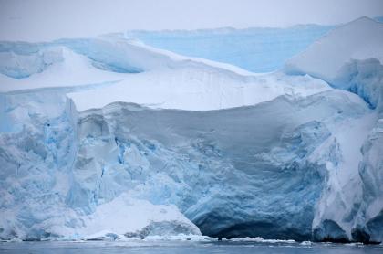 Imagen de la Antártida ilustra artículo Iceberg más grande del mundo se separó de la Antártida