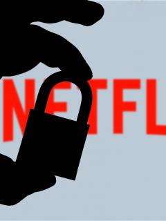 Imagen de Netflix, a propósito de códigos secretos para encontrar series y películas.