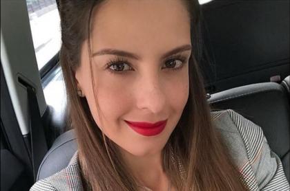 Laura Acuña, presentadora de televisión, confirma su llegada al Canal Caracol