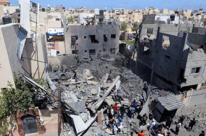 Periodista de La W lloró traduciendo muerte de niño en Palestina.