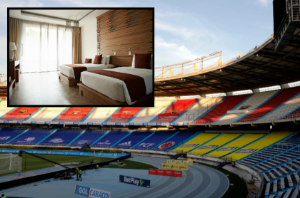 Imagen de estadio de Barranquilla que ilustra nota; Copa América: hoteles de Barranquilla perderán hasta $ 800 millones