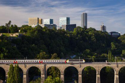 Foto de Luxemburgo ilustra nota sobre los países más rico del mundo