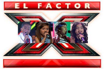 Imagen de 'Factor X' y Andrés, Shaira, Dylan y Salomé, a propósito de qué están haciendo