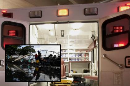 Paro nacional: bebé murió en ambulancia bloqueada en Valle del Cauca