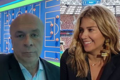 Carlos Antonio Vélez vuelve a trabajar en el Canal RCN y estará con Andrea Guerrero.