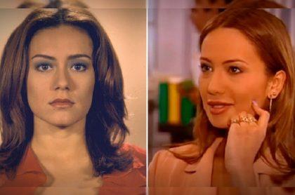 Bibiana Navas e Inés Oviedo en 'Pedro, el escamoso', a propósito de por qué hubo dos Lidia en esa novela de Caracol.