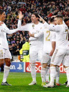 Foto de Real Madrid ilustra nota sobre que Eden Hazard quiere irse del equipo