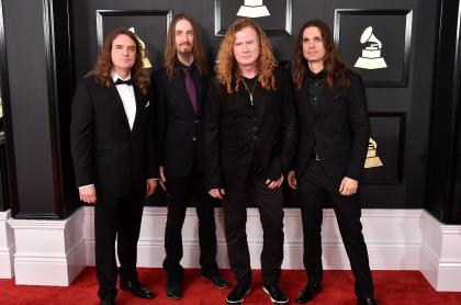 Megadeth sacó a su bajista, DavidEllefson, señalado de acoso sexual