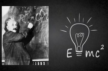 Subastan carta de Albert Einstein con ecuación E=mc² en 1,2 millones de dólares