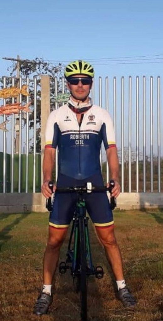 Roberth Jaramillo Fiallo, desaparecido en <a href=