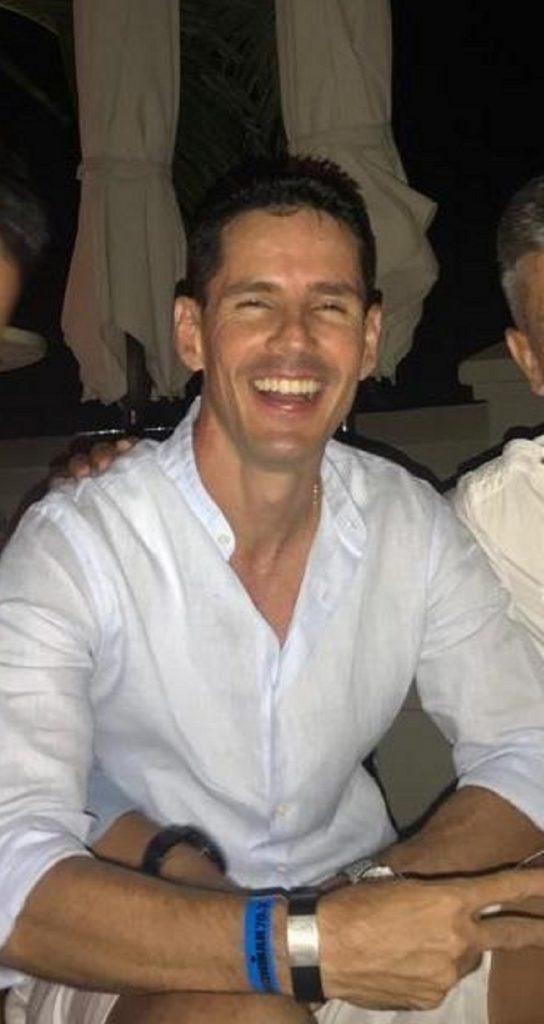 Roberth Jaramillo Fiallo, desaparecido en Bogotá.