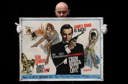 Películas de James Bond estarían disponibles en Amazon Prime, pronto