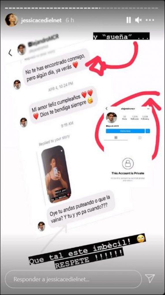 Captura de video Instagram jessicacedielnet
