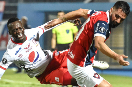 América, eliminado en Copa Libertadores luego de caer ante Cerro Porteño.