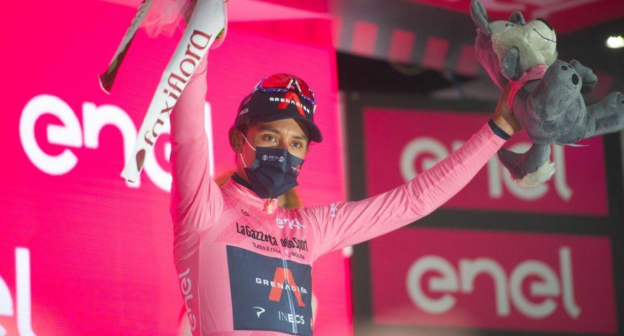 Giro de Italia 2021: clasificación general tras etapa 17, quién ganó hoy