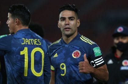 Foto de Falcao García ilustra nota sobre la convocatoria de la Selección Colombia