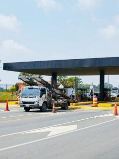 Imagen de referencia de peajes en Colombia de Invías
