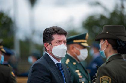 Diego Molano: se cayó moción de censura contra ministro de Defensa