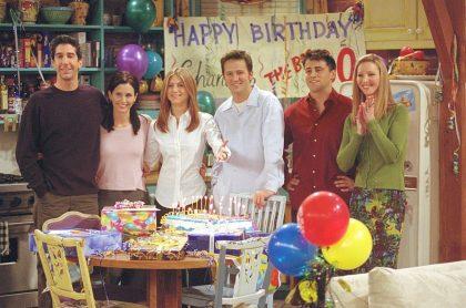 Fotos: así lucieron las estrellas de 'Friends' en su esperado reencuentro