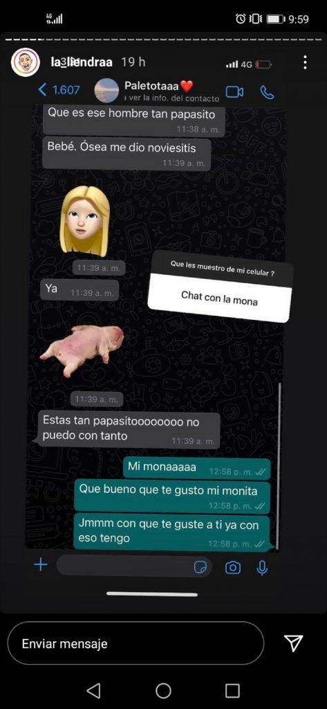 Instagram: La Liendra